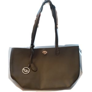 BCBG Maxazria Olive Tote Handbag